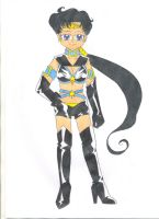 Sailor Star Fighter by animequeen20012003
