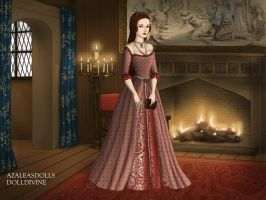 Mary Tudor, Queen of France by May-May44