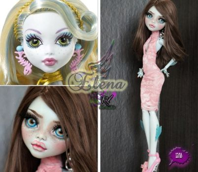 MH Lagoona repaint #10 ~Elena~ by RogueLively