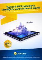 TURKCELL TABLET AD 2013 by ufukarslanhan