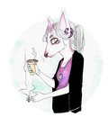 Coffe and cigarette by Insivelle