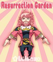 Chibi Resurrection Garden by Luisazo
