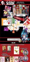 Product-list-Japan expo 2014 by Alix-Aethusa