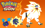 Pokemon Sun - Wallpaper by SilverDiamond11