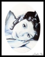 Audrey Tautou by MirielDesign