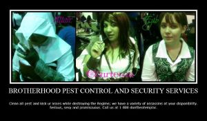 Brotherhood Pest Control by MillyAuditore