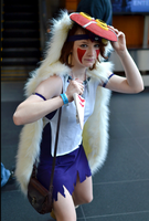 Princess Mononoke by lulutetium