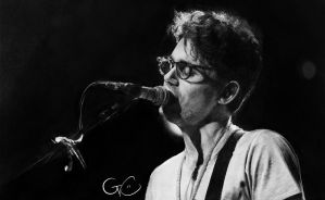 [Drawing] John Mayer - 10 000 pageviews by GenevieveViel