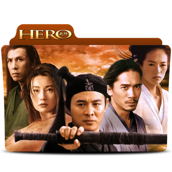 Hero (Ying xiong) Folder Icon by bedobaho