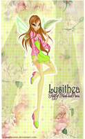 Lysithea - Fairy of Novels and Poems by Coloralecante