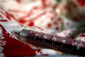 Needles And Blood by Fallen507