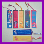 MLP:FIM Bookmarks by IcyPanther1