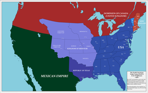 The North American Trade Union by FederalRepublic