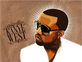 Kanye West Wallpaper by kae-scott