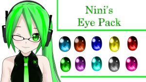 Nini's Eye Pack DL by Shaun578