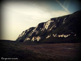 The Cliffs of Samphire Hoe by Cherry-Cheese-Cake
