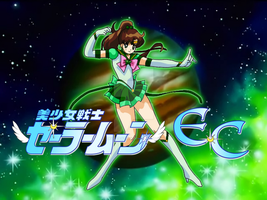 Eternal Sailor Jupiter Pose by javy27saturn