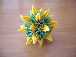Kusudama 4 by happy96