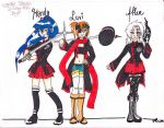 Gender Bender Time 8D by lola13emily23