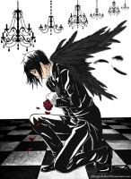 His Butler - Fallen Angel by LibertyBella