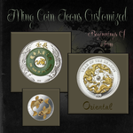 Ming Coins ICO Collection by TheAngeldove