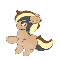 Look at me, I'm a filly by alinoravanity