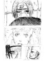 naruto vol 17 pg 1 practice by G-Tempest