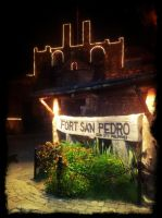 Fort San Pedro by sercor
