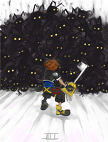 Kingdom Hearts 2013 Log by KENZICHII