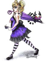 Gothic Alice by SuperSibataru