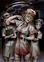 Nurses by lizoozil