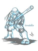 Donatello by arsenalgearxx