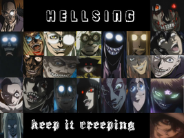 HELLSINg WALLPAPER by ananomus111