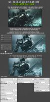 Metal Gear Solid Tutorial by EthernalFX