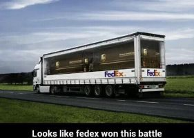 FedEx by TheFunnyAmerican