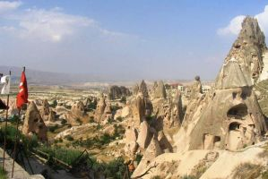 Turkey, Cappadoce Goreme 2 by elodie50a