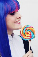 PSWG: Taste the Rainbow by JuriaScarlet