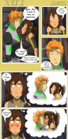 A Little Comic: Sol and Brok ~Sweet-Funny Moment~ by SolKorra