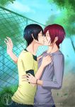 Free! - Make a Move (RinHaru) by Jenova87
