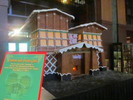 Grand Californian Gingerbread House 2 by BigMac1212