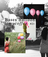 """Bases """" balloons """" 21 by tomycoffee"""