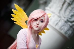 My Little Pony - Fluttershy by Tink-Ichigo