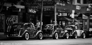 Classic Cars by Al-Msafer