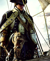 Assassin's Creed III Naval Outfit Connor Kenway by DOM098652