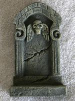 Halloween tombstone 5 by Gothicmamas-stock