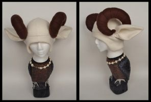 Ram Hat by Mermade4u