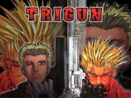 Trigun by Regi07