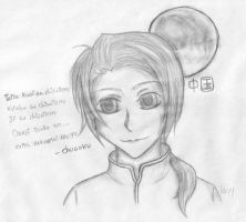 APH: Moon by ToysAndChocolate