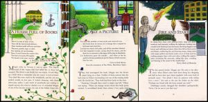 Inkheart Illustrations chapters 4-6 by sitres