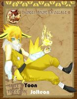 Submission:Jolteon by MochiTsunami